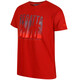 Regatta Cline II Shortsleeve Shirt Men red